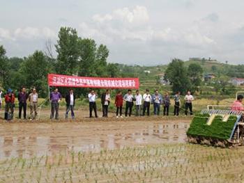 ·农机综合服务中心,在诸暨建成